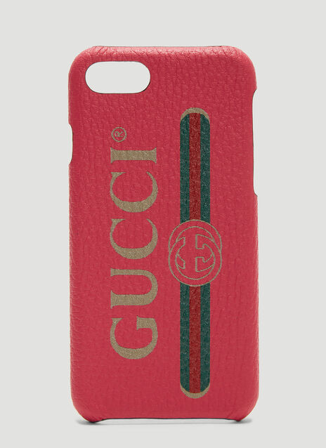 Gucci Gucci Logo iPhone X Case