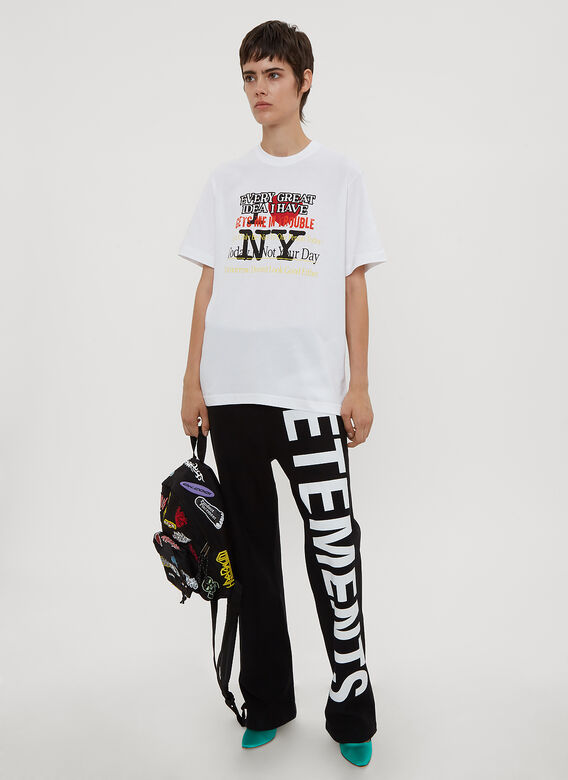 Vetements Trouble T-Shirt