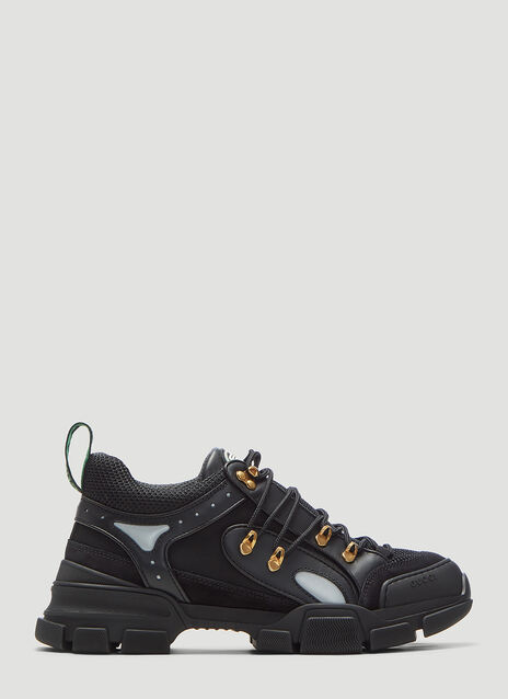 e562ccdb38b4 Gucci Flashtrek High-Top Sneakers