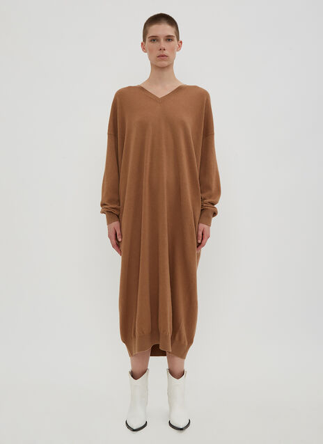 Stella McCartney Oversized Knit Dress