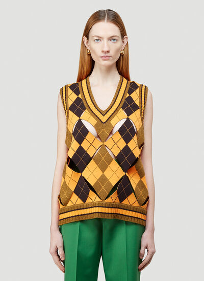 Burberry Maliyah Knitted Vest