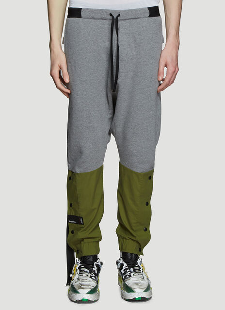 Unravel Project Terry Hybrid Track Pants