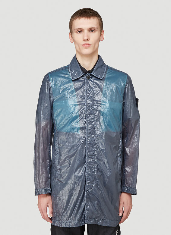 Stone Island TRENCH COAT_PACKABLE - 1