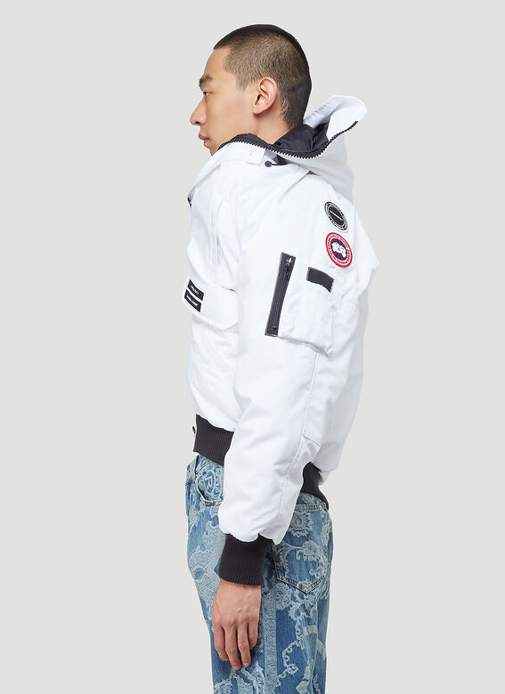 Y/Project x Canada Goose Chilliwack Bomber Jacket 3