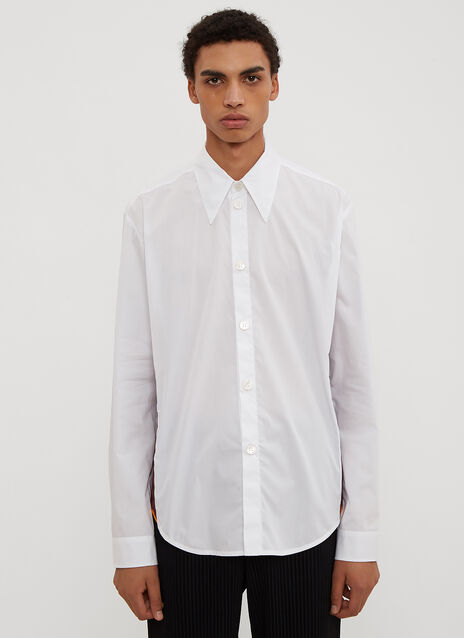Namacheko Highfield Detail Shirt