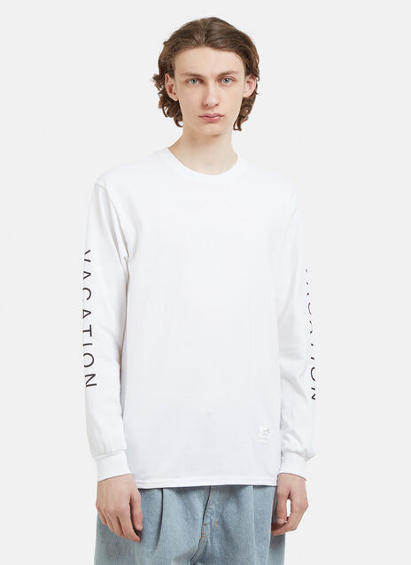 Magic Stick Long Sleeve Vacation T-Shirt