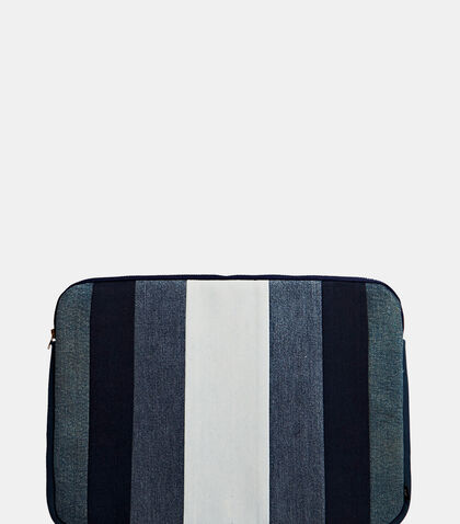 Schmidttakahashi Denim Laptop Case 13