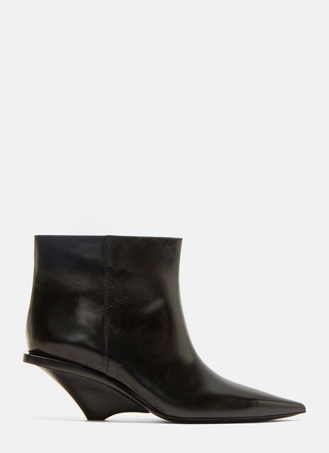 Saint Laurent Saba Structural Heel Boots
