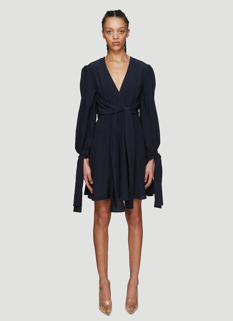 Stella McCartney Bishop Sleeve Dress
