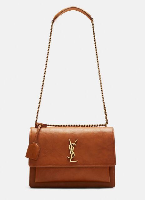 Saint Laurent Sunset Large Shoulder Bag