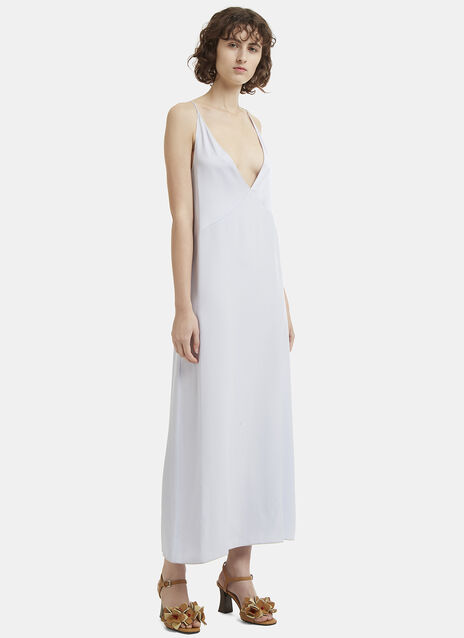 Marni V-Neck Cami Dress