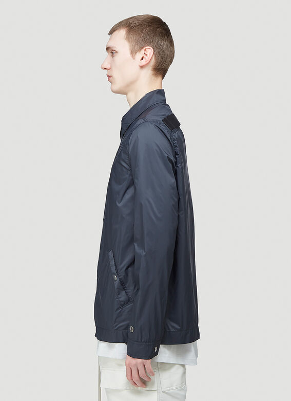 Rick Owens X Champion WORKER WINDBREAKER 3