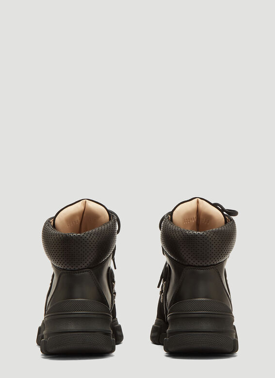 Gucci Flashtrek High-top Sneakers
