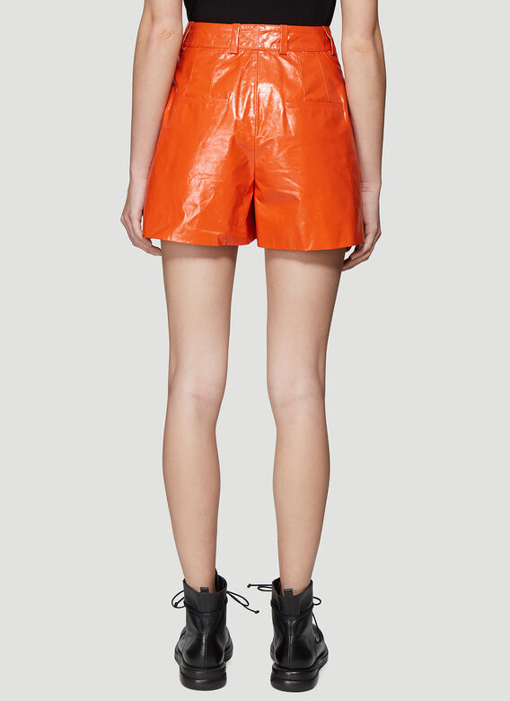 Olivier Theyskens SHORT WITH FRONT PATCH POCKETS 4
