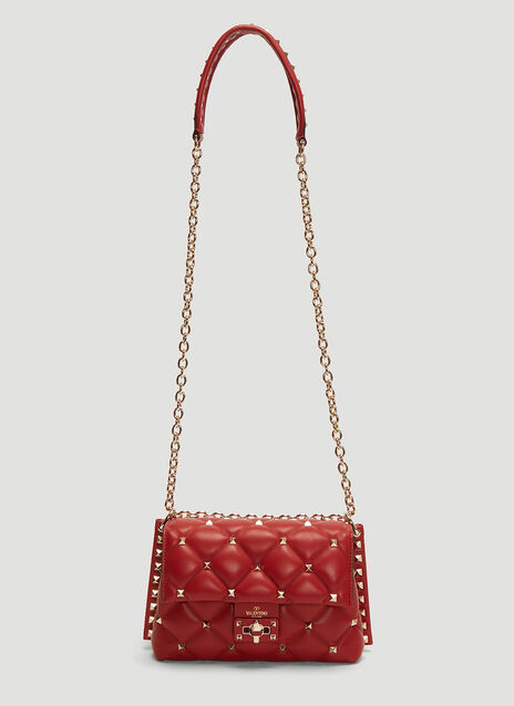 Valentino Small Candystud Shoulder Bag