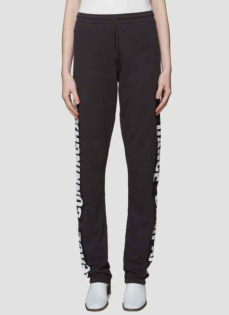 Acne Studios Printed Sweatpants