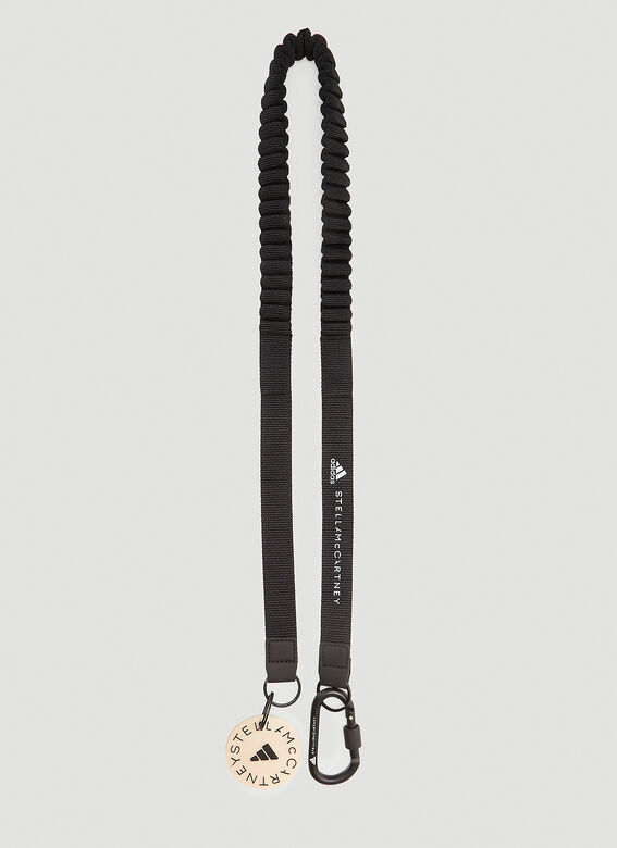 adidas by Stella McCartney ASMC LANYARD - black & pink 1
