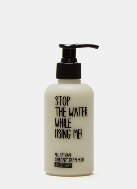Stop the Water While Using Me! Rosemary Grapefruit Conditioner