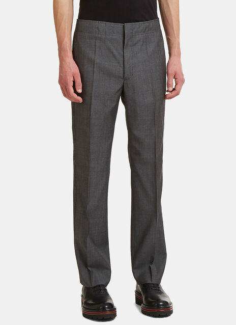 Maison Margiela Cropped Tailored Pants