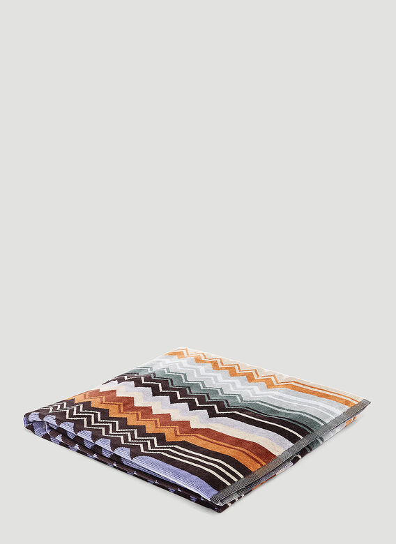 Missoni Home Giacomo Shower Towel 1