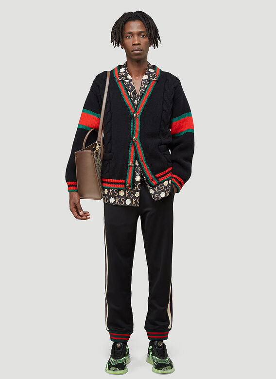 Gucci BOWLING HAWAII SHIRT 2