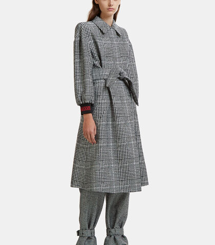 Millennium Cuff Prince of Wales Coat