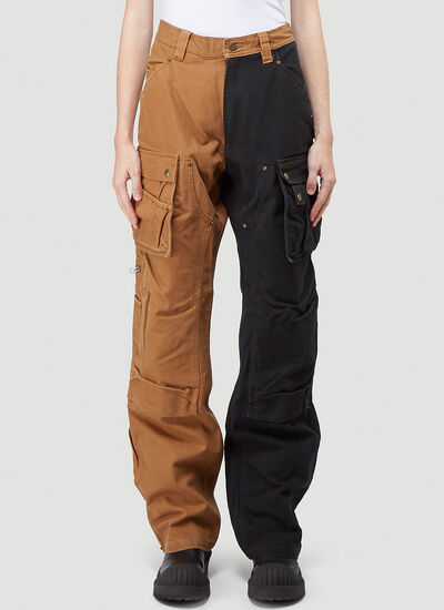 (Di)vision Reworked Carhartt Pants 38x32