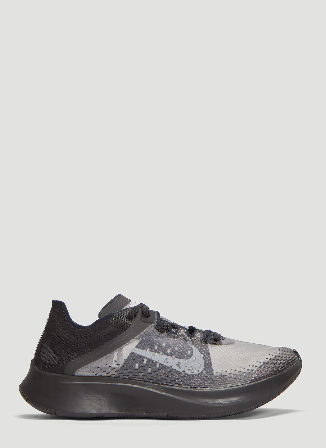 Nike Zoom Fly SP Fast Running Sneakers in Grey | LN CC