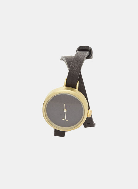 Dignified Wrap-Around Watch