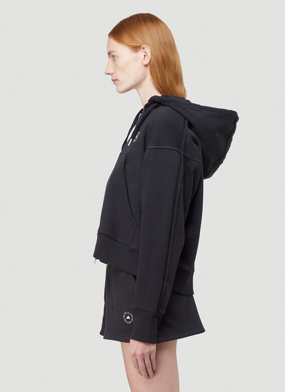 adidas by Stella McCartney FULL ZIP CROPPED HOODIE 3