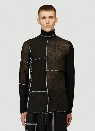 DRx FARMAxY FOR LN-CC The Coven Turtleneck Top
