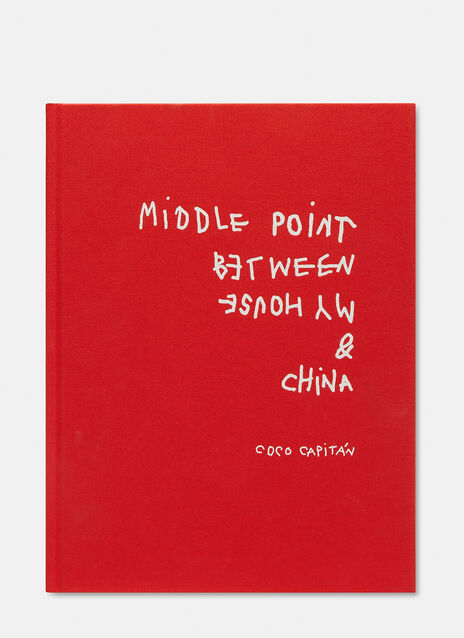 Books Middle Point Between My House and China by Coco Capitan