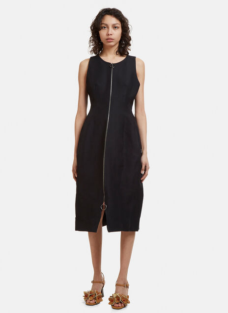 Marni Sleeveless Zip Front Dress