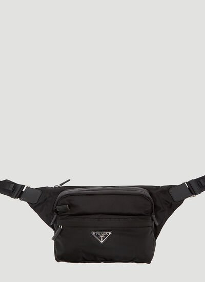 Prada Nylon Cross Body Bag