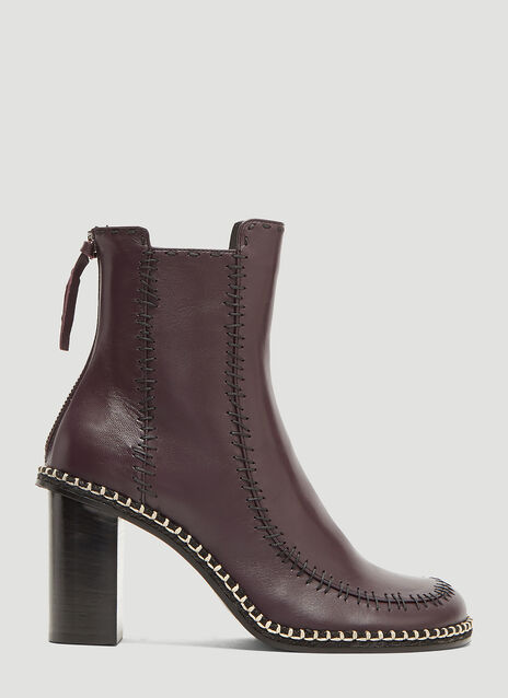 JW Anderson Scare Crow Ankle Boots