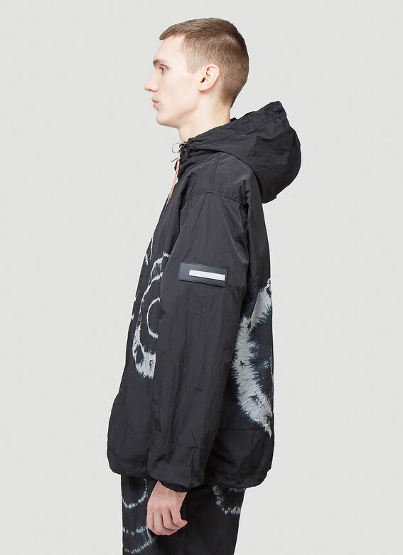 Aries Tie-Dye Windcheater Jacket 3