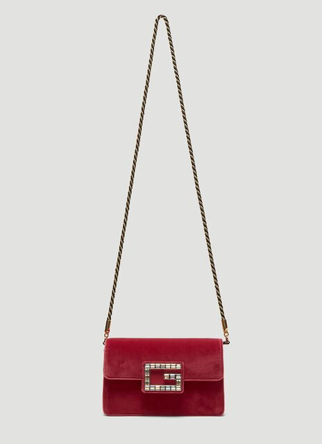 Gucci Square G Shoulder Bag