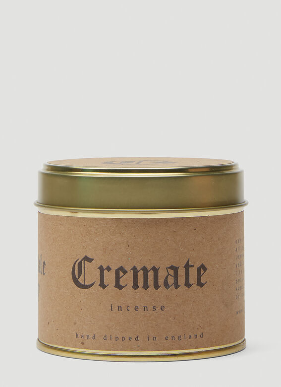 Cremate Middle Way Incense Tin 1