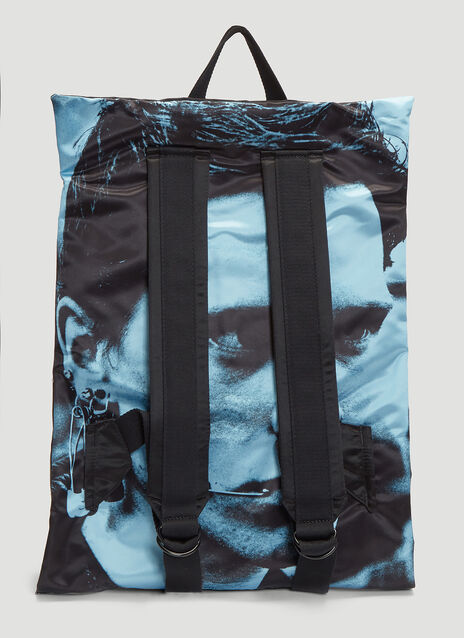 Eastpak By Raf Simons Poster Padded Boy Backpack