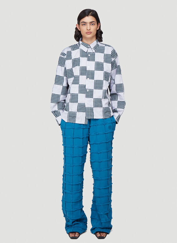 Martine Rose Late Night – Conscious Campaign 01 Patchwork Shirt 2
