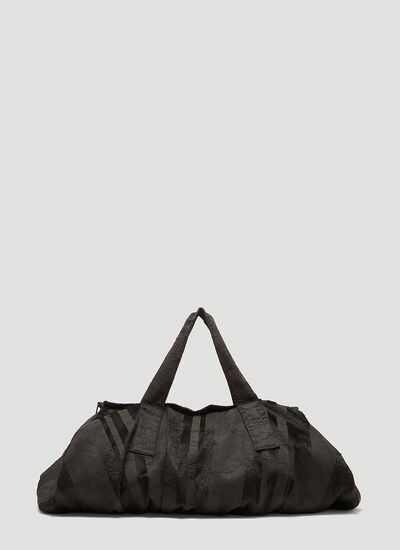 Hours Mud Stripe Duffle Bag