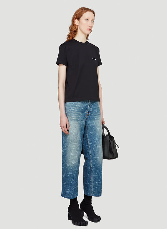 Balenciaga Small Fit T-Shirt 2