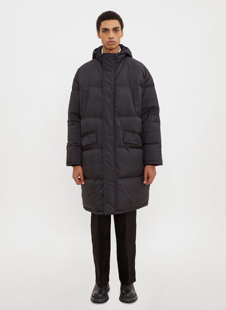 Prada Oversized Padded Parka Coat