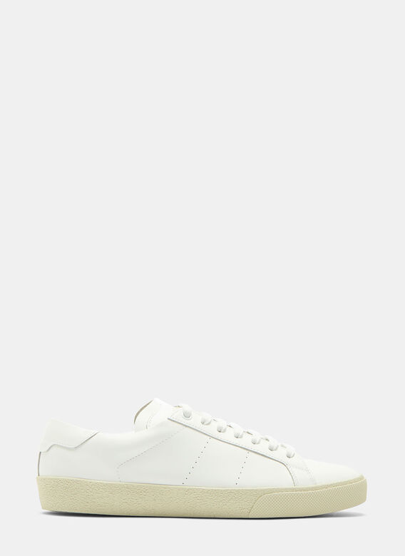 6af620273d7 Saint Laurent. SL/06 Court Classic Sneakers in White