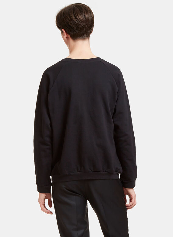 Aiezen AIEZEN Cotton Crew Neck Sweater 4