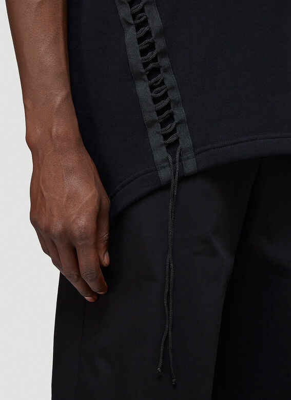 Helmut Lang LACED SS CREW 5