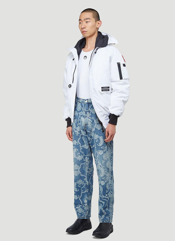 Y/Project x Canada Goose Chilliwack Bomber Jacket 2