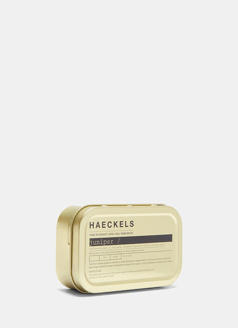 Haeckels Juniper / Incense