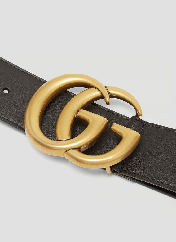 Gucci GG Marmont Leather Belt 4