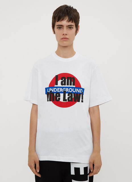 Vetements Tourist T-Shirt